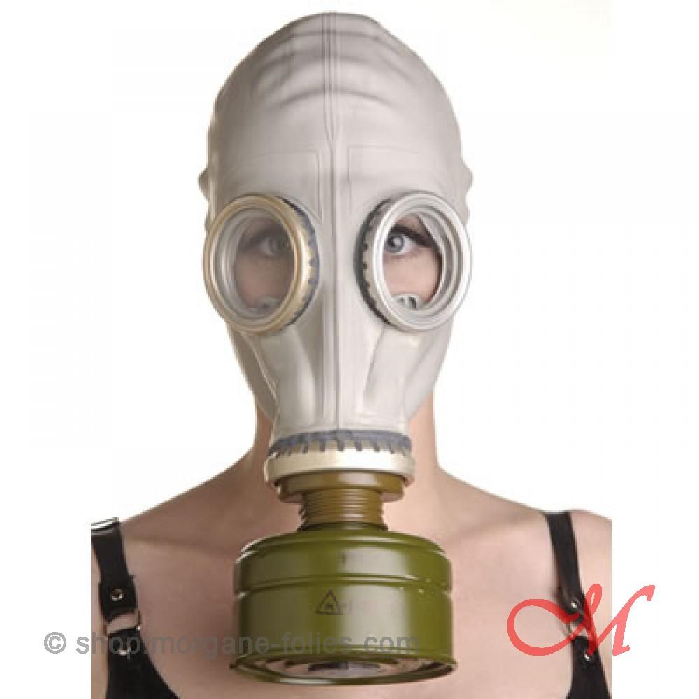 Masque à Gaz Latex