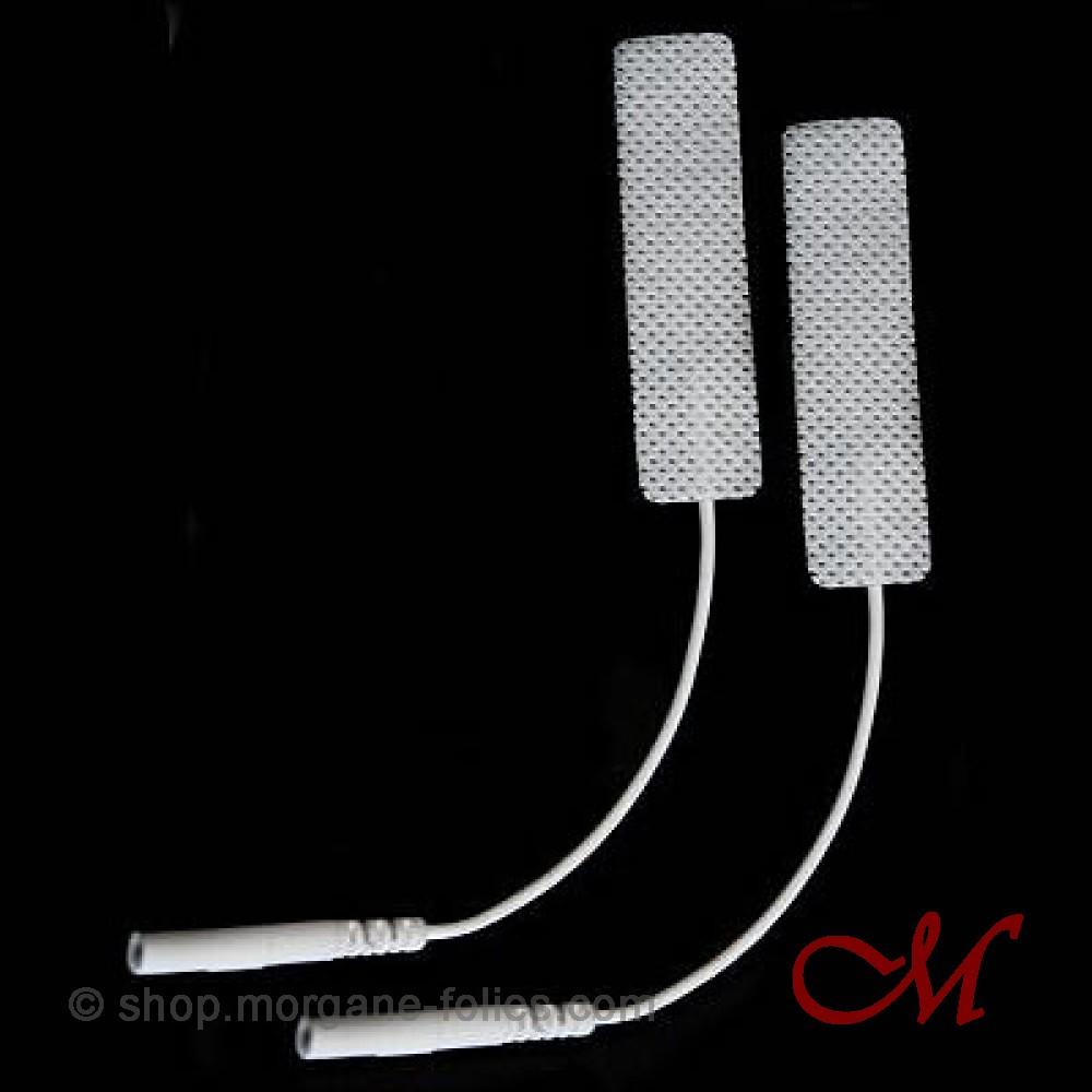 Electrosexe : Électrodes Adhésives pour Pénis