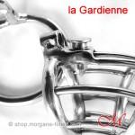 """Cage de Chasteté """"La Reine Interdite"""""""