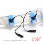 Electrosexe : Bandes-Electrodes pour Pénis