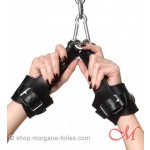 Menottes de Suspension en Cuir
