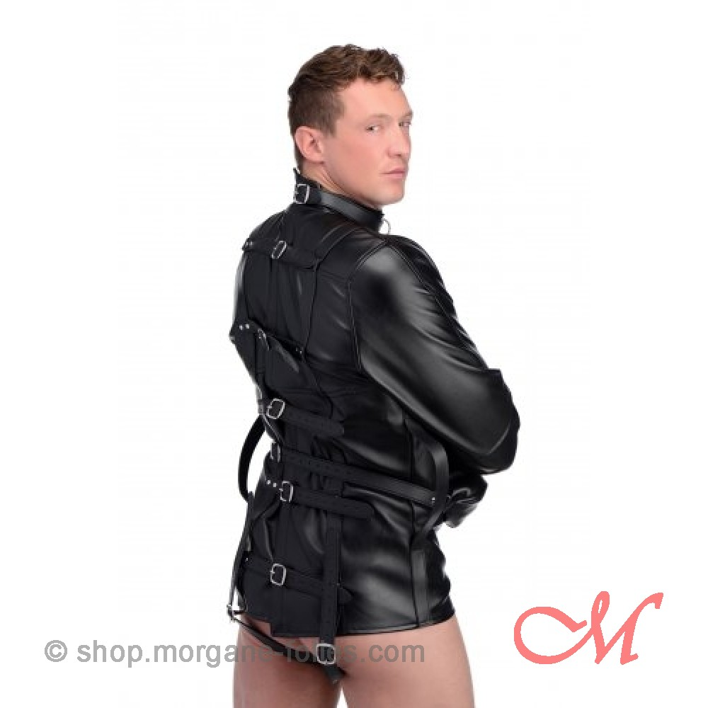 Camisole de Force Black-M