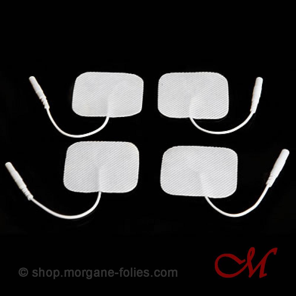 Pack de 4 Électrodes Adhésives