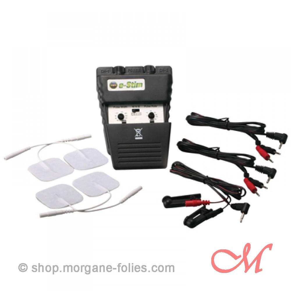 Electrosexe : Kit d'initiation Zeus