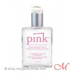 "Lubrifiant Silicone ""Pink"" pour Femmes"