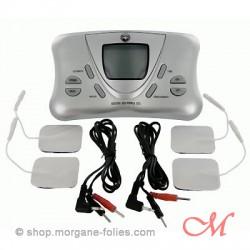 Centrale Digitale d'Electro-Stimulation 7 Modes - 2 Canaux