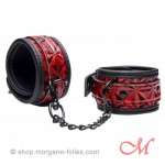 "Bracelets ""Crimson Collection"""