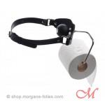 Bâillon Porte Papier Toilette