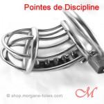 Anneau de Rechange pour Cage Metal Morgane - Pointes de Discipline