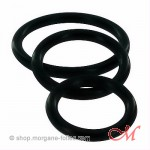 Cockring Confort Silicone Trio